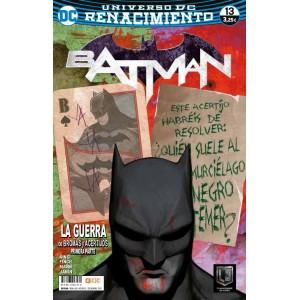 Batman nº 68/13 (Renacimiento)