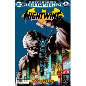 Nightwing nº 13/ 6 (Renacimiento)