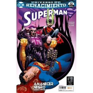 Superman nº 68/ 13 (Renacimiento)