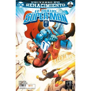 El nuevo Super-man nº 02