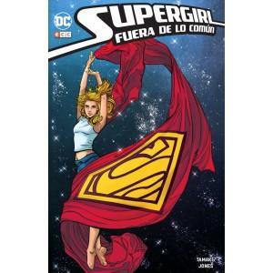 Supergirl: Fuera de lo común