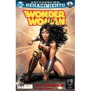 Wonder Woman nº 20/ 6 (Renacimiento)