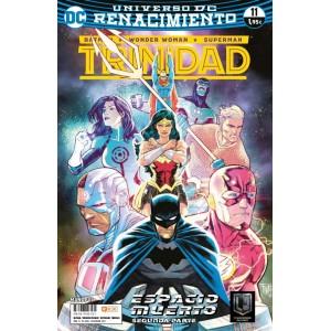 Batman / Superman / Wonder Woman: Trinidad nº 11 (Renacimiento)