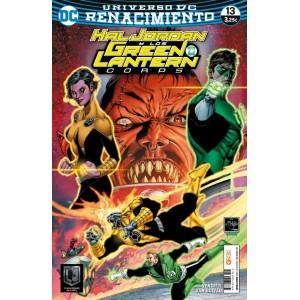 Green Lantern nº 68/ 13 (Renacimiento)