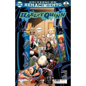 Harley Quinn nº 19/ 11 (Renacimiento)