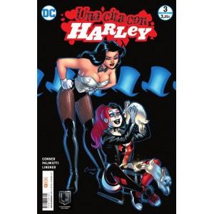 Una cita con Harley nº 03: Zatanna