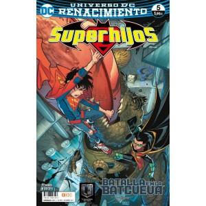 Superhijos nº 05 (Renacimiento)