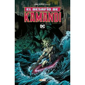 El desafío de Kamandi nº 01