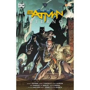 Batman Eterno Integral nº 01