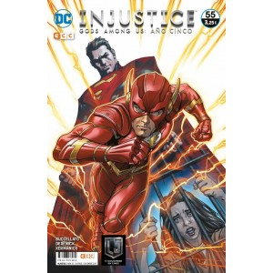 Injustice: Gods among us nº 55
