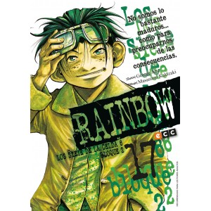 Rainbow, los siete de la celda 6 Bloque 2 nº 17