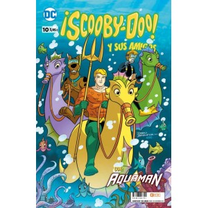 ¡Scooby-Doo! y sus amigos nº 10