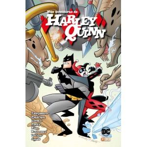 Más aventuras de Harley Quinn