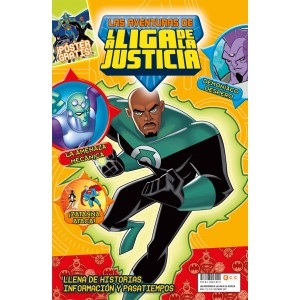 Las aventuras de la Liga de la Justicia nº 02