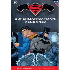 Batman y Superman - Colección Novelas Gráficas nº 23: Superman/Batman: Venganza