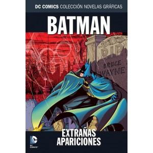 Colección novelas gráficas nº 44: Batman: Extrañas apariciones