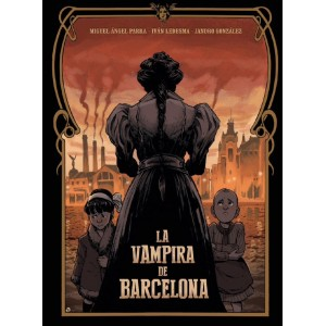 Enriqueta, la vampira de Barcelona