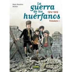 La guerra de los huérfanos (Edición integral)