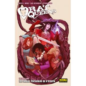 Rat Queens nº 02: Los largos tentáculos de N'Rygoth