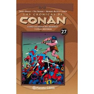 Las Crónicas de Conan nº 27