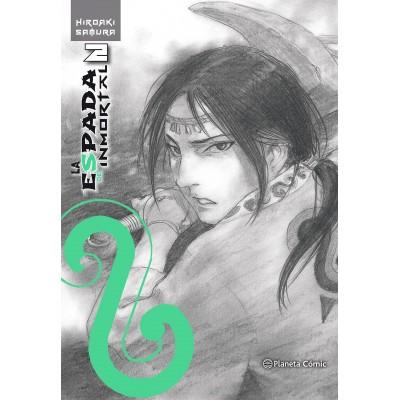 La Espada Del Inmortal Kanzenban nº 02