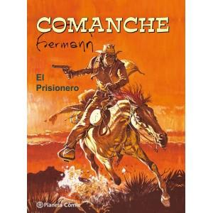 Comanche: El prisionero