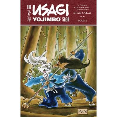 Usagi Yojimbo Saga Integral nº 02