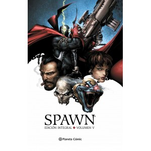 Spawn Integral nº 05