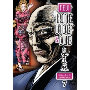 El Nuevo Lobo Solitario y Su Cachorro nº 07
