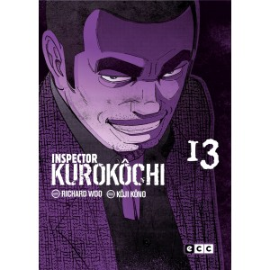 Inspector Kurokôchi nº 13
