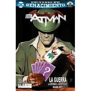 Batman nº 69/14 (Renacimiento)