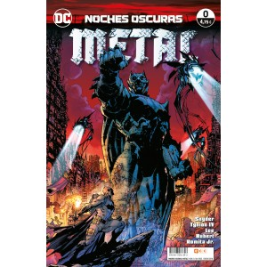 Noches oscuras: Metal nº 00