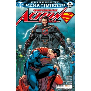 Superman: Action Comics nº 06