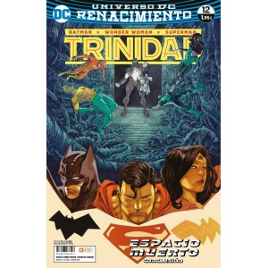 Batman / Superman / Wonder Woman: Trinidad nº 12 (Renacimiento)