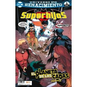 Superhijos nº 06 (Renacimiento)