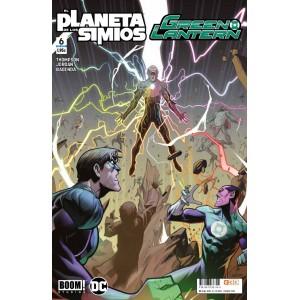 Green Lantern/El planeta de los simios nº 06