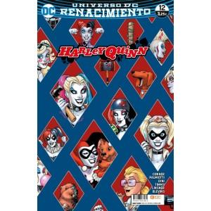 Harley Quinn nº 20/ 12 (Renacimiento)
