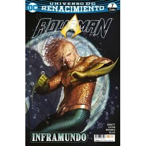Aquaman nº 21/07 (Renacimiento)