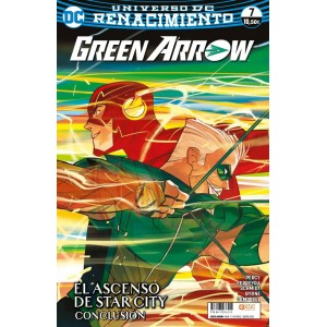 Green Arrow vol. 2, nº 07 (Renacimiento)