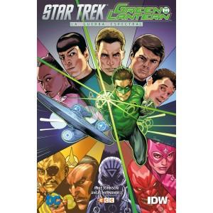 Green Lantern/ Star Trek: La guerra espectral