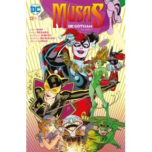 Musas de Gotham nº 01