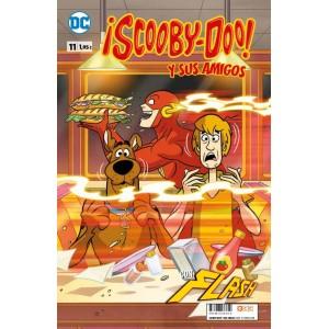 ¡Scooby-Doo! y sus amigos nº 11