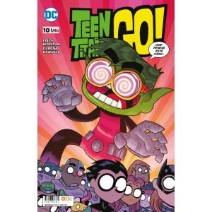 Teen Titans Go! nº 10
