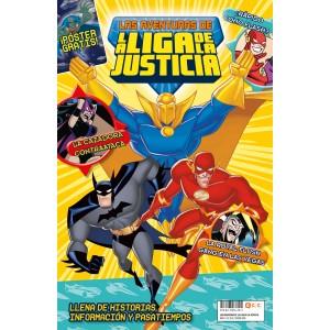 Las aventuras de la Liga de la Justicia nº 03