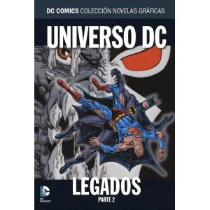 Colección novelas gráficas nº 46: Legados del universo DC - Parte 2