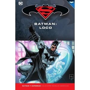 Batman y Superman - Colección Novelas Gráficas nº 26: Loco