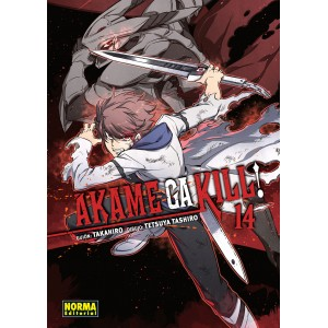 Akame Ga Kill! nº 14