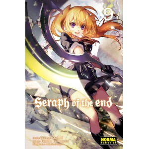 Seraph of the End nº 09