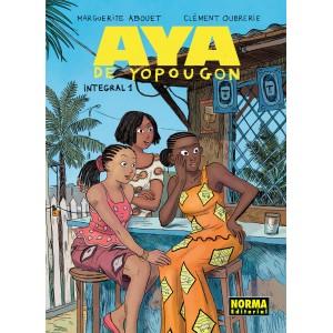 Aya: Edición integral nº 01