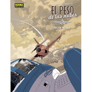 El peso de las nubes (Edición integral)